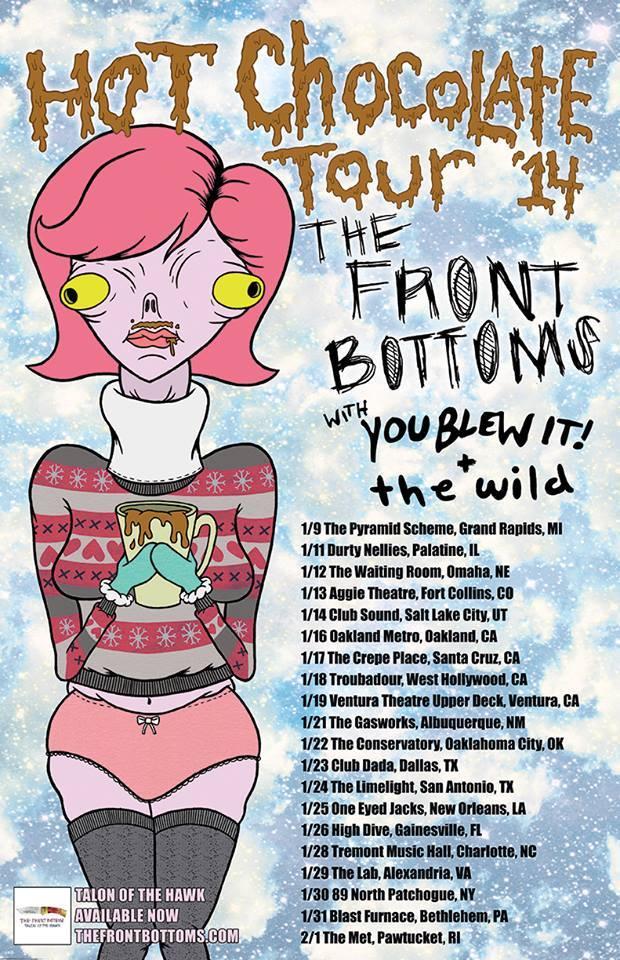 front bottoms tour